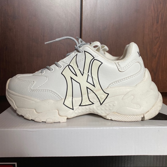 Mlb Big Ball Chunky Sneakers Yankees